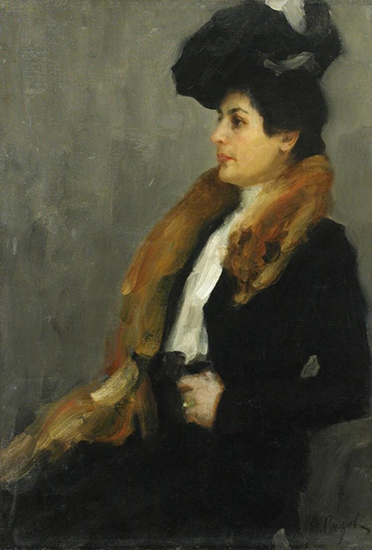 «Портрет Анны Гиндус»