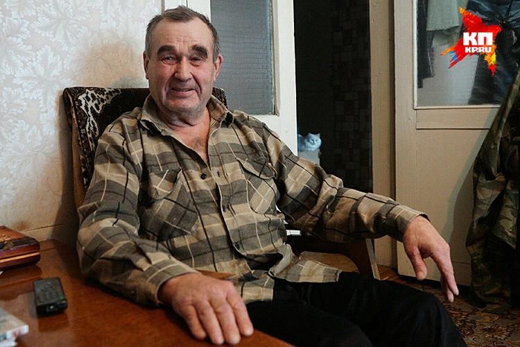 Бывший охотник Анатолий Степочкин знает тайну рокового перевала.