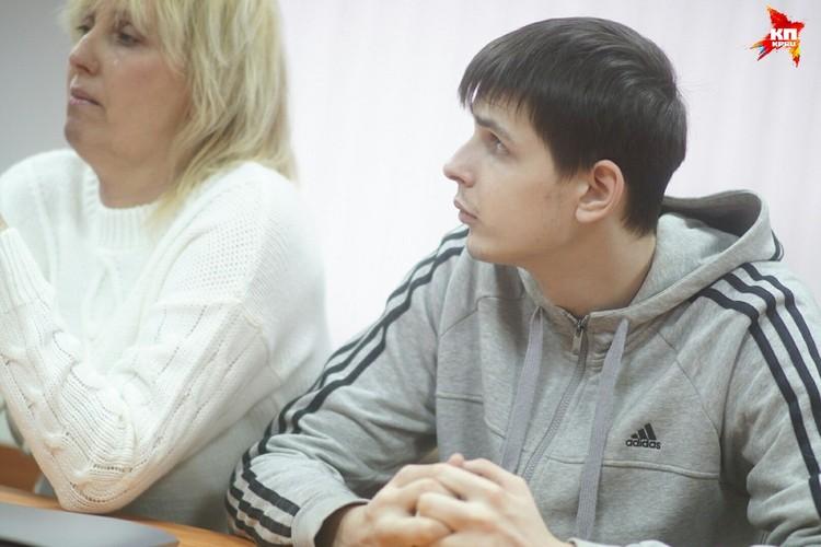 Михаил Рябов - брат погибшей модели