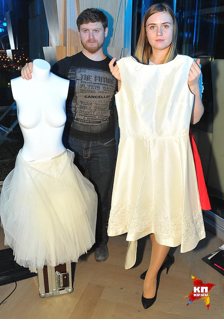 Свадебное платье Елизаветы Боярской, в котором она выходила замуж за Максима Матвеева, ушло за 91 тысячу рублей.