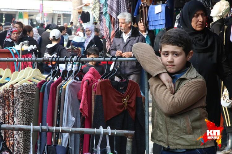Сирия и ее жители давно ждут спокойствия и мира
