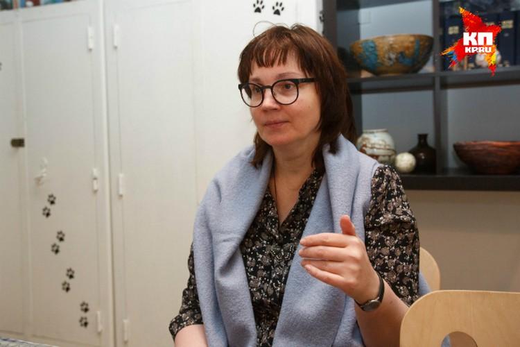 Юлиана Никитина, основательница Центра, когда-то была сестрой милосердия
