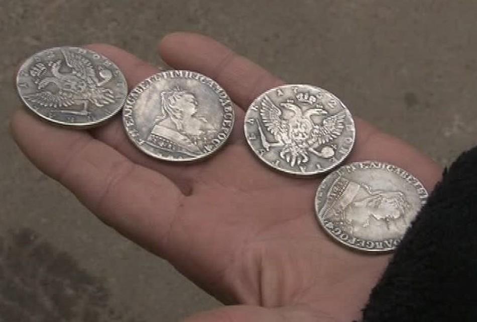 его начали старинные монеты подделки фото только