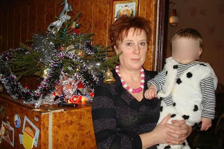 Убитая медсестра Ольга Прохорова. Фото: СОЦСЕТИ
