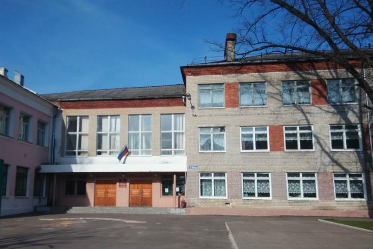 Родная 56-ая школа Степана Даценко