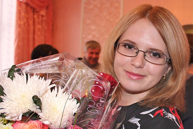 Светлана Курилас, племянница Андрея Гошта.