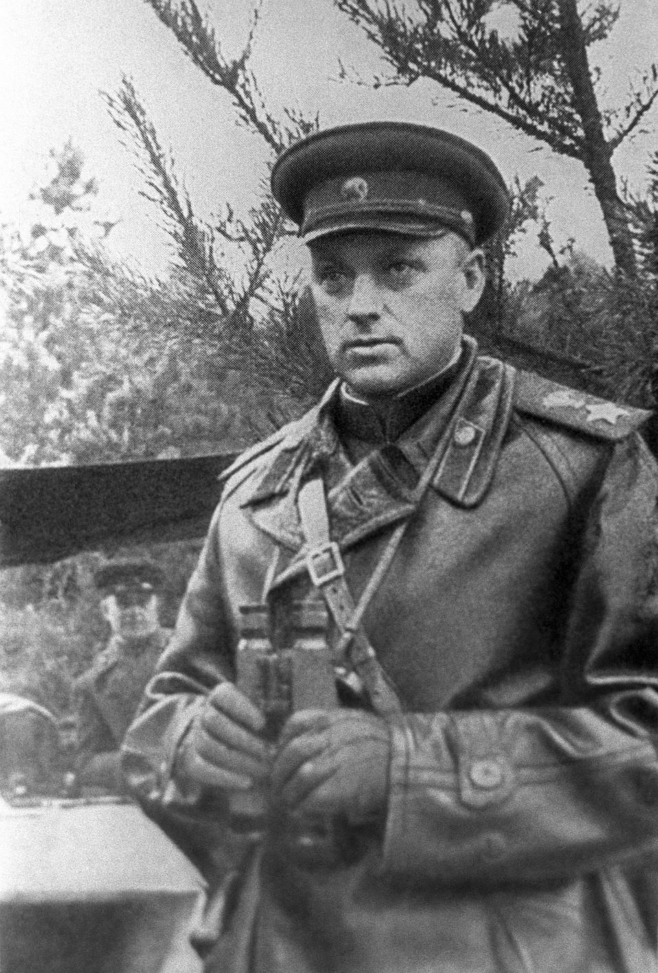 Рокоссовский – единственный в истории СССР дважды маршал. В Польше он удостоился такого же звания Фото: ТАСС