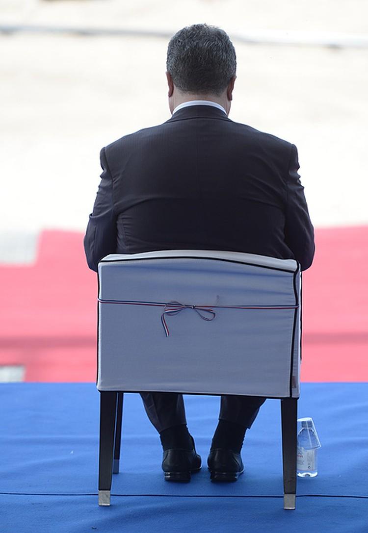 Едва ли не главная мечта майдана, которую неоднократно обещал реализовать Порошенко, спустя два года стала ничуть не ближе. Фото ИТАР-ТАСС/ Алексей Никольский
