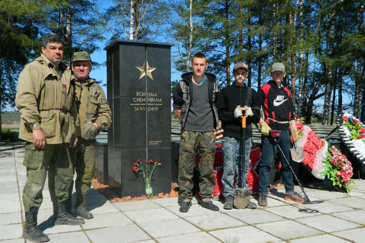 14 августа - День поминовения погибших воинов сибиряков Фото: Предоставил Евгений Шаповалов