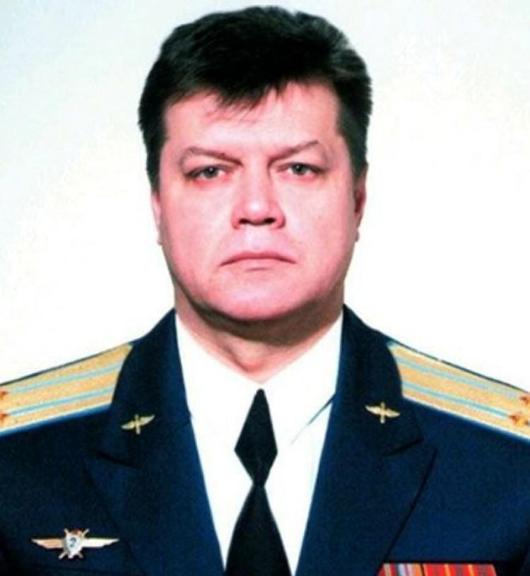Олег Пешков был командиром российского бомбардировщика Су-24, который был сбит в небе над Сирией турецким истребителем F-16