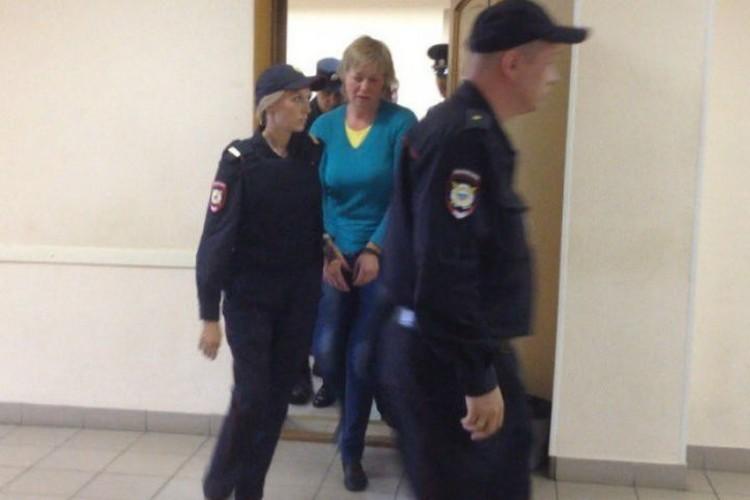 Ирину Щербакову арестовывать не стали Фото: Петрозаводск говорит/ ptzgovorit.ru
