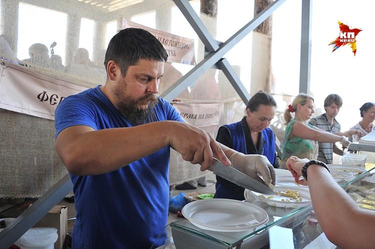 В Подмосковье состоялся первый фестиваль сыров, посвященный двухлетию введения антироссийских экономических санкций
