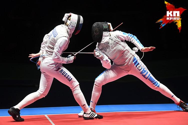 Сразу четыре золота взяли на Олимпиаде в Рио российские фехтовальщики