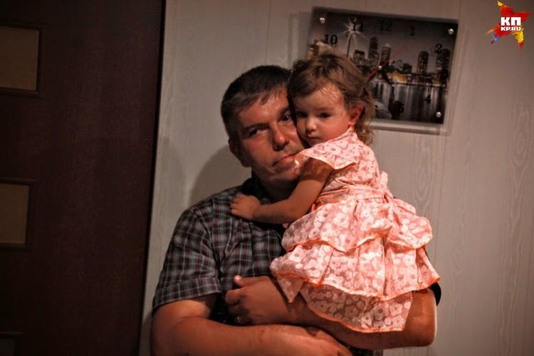 Алена появилась в семье Кузнецовых, когда ей было всего два месяца.