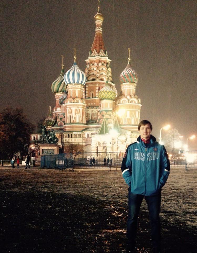 Эксперты считают Алексеева универсальным защитником с хорошими физическими данными. Фото: из личного архива хоккеиста.