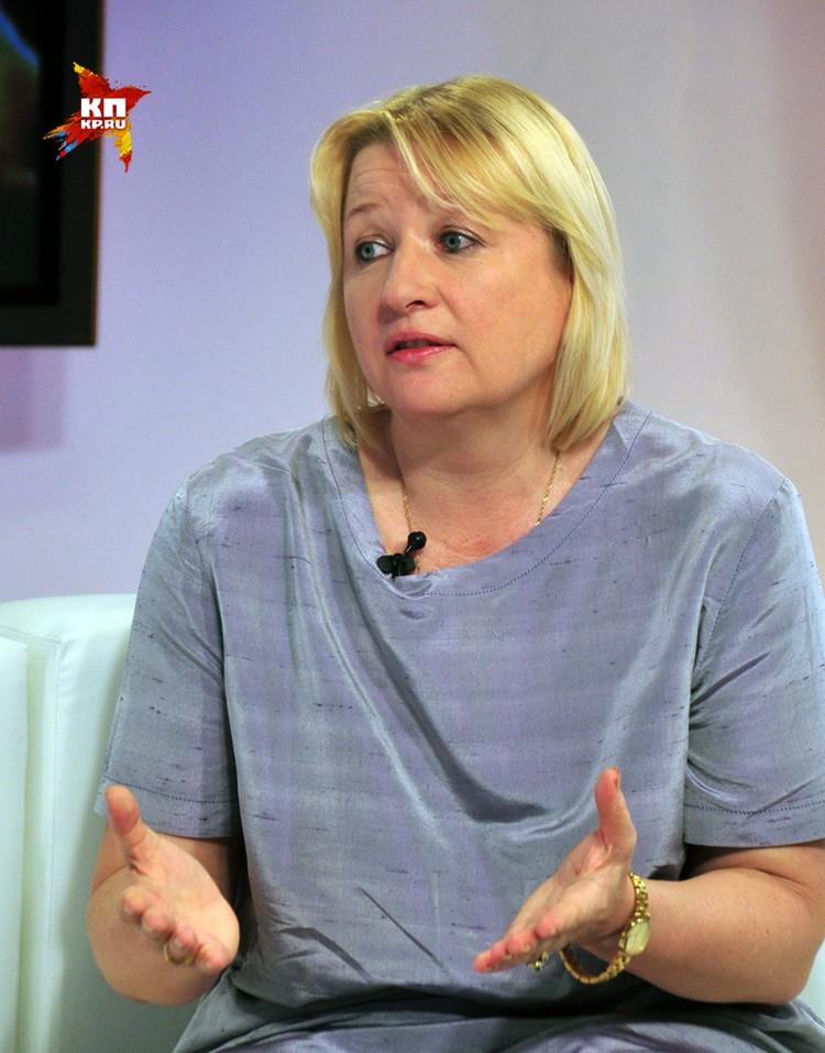 Елена Ларина, автор книги «Умножающие скорбь. Как выжить в эпоху войны элит»