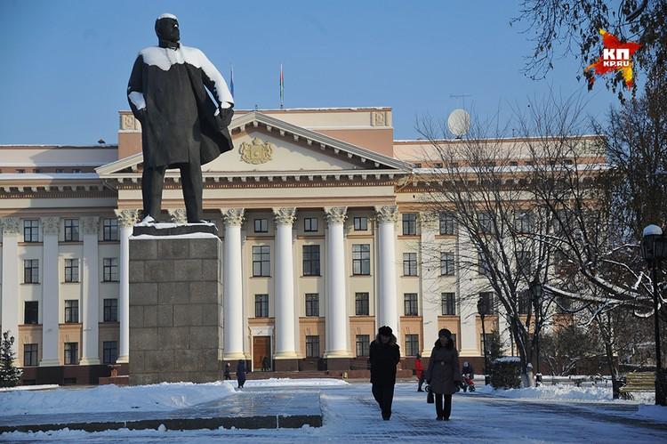 Тут когда то и работал губернатор Собянин