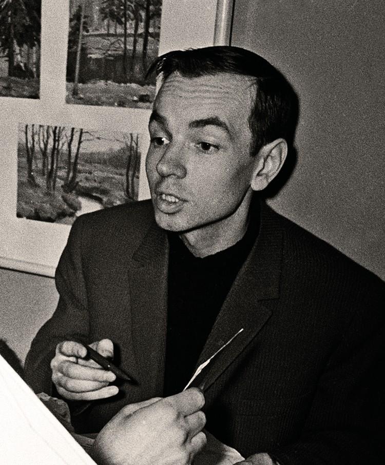 Андрей Вознесенский.