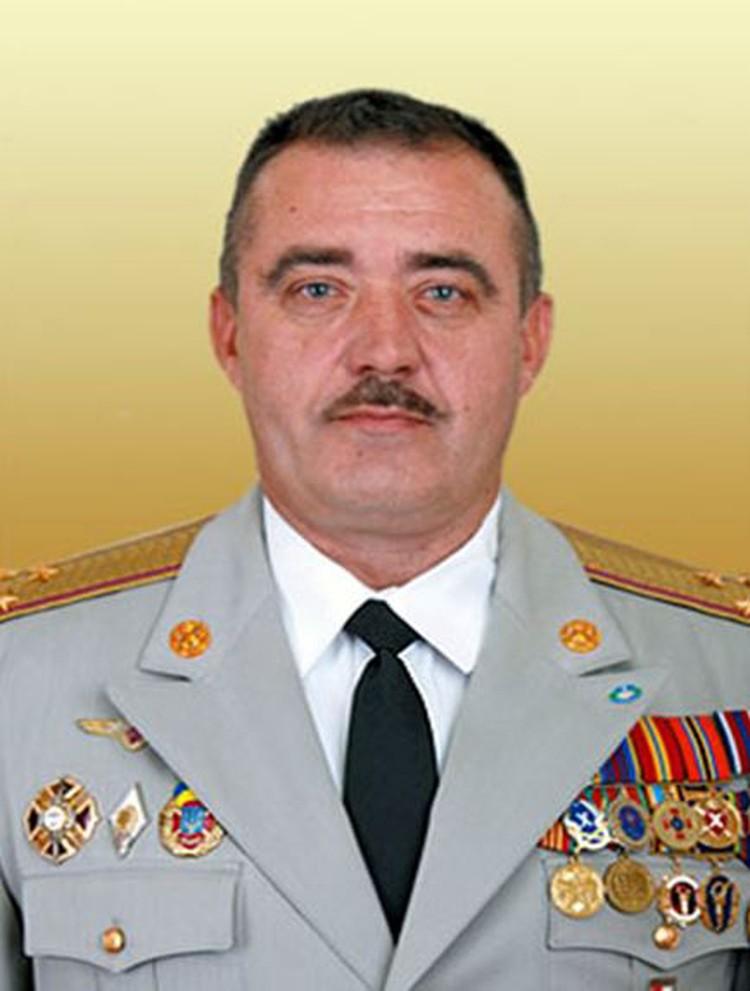 Полковник Андрей Грищенко. ФОТО СК РФ