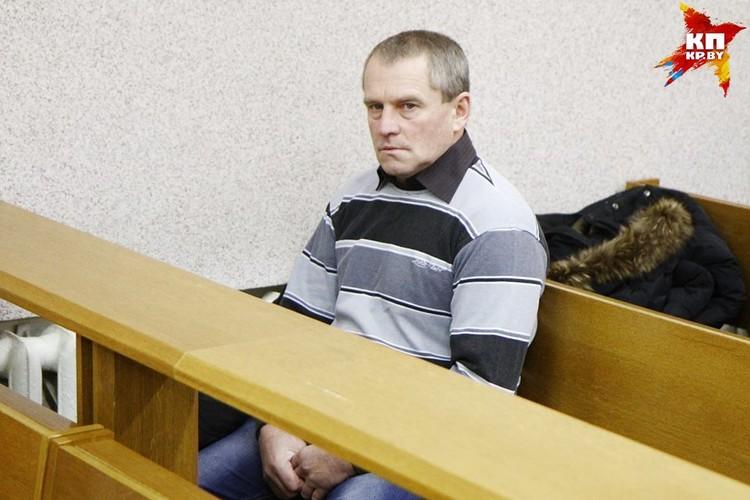 Александр Кешиков попросил всех приговорить к пожизненному заключению.