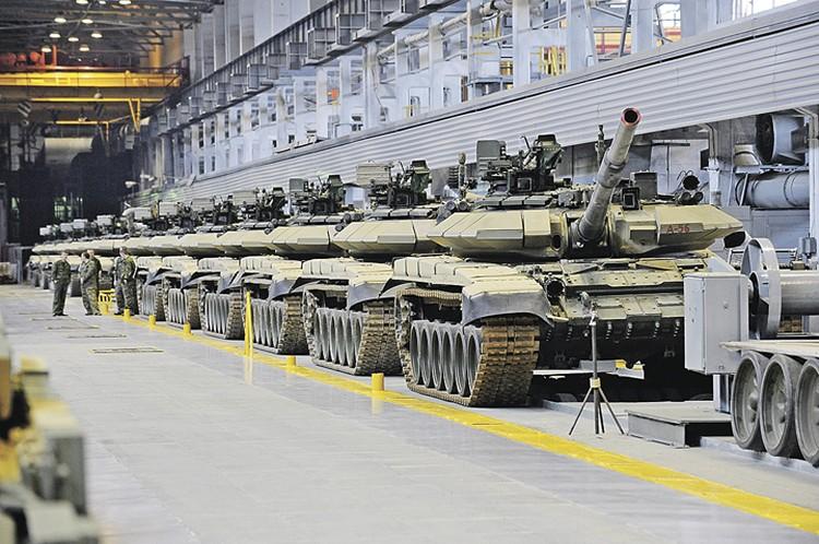Оборонка за последние годы превратилась в локомотив российской промышленности.