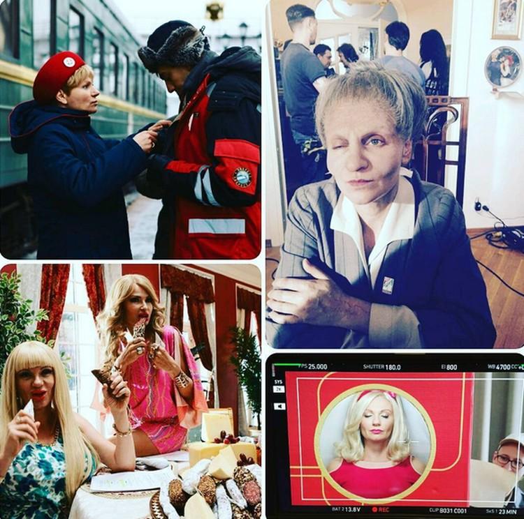 Один из новых сюжетов – о проводнице поезда Москва – Владивосток Анне, которая решает множество семейных проблем.