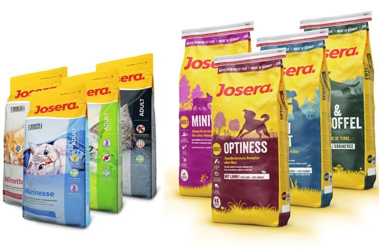 Высококачественный немецкий корм «JOSERA» супер-премиум класса