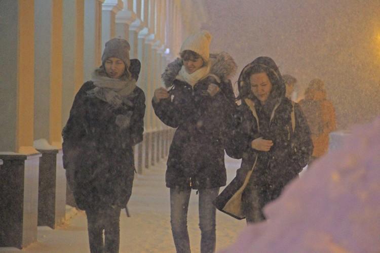 Снега метеорологи обещают достаточно