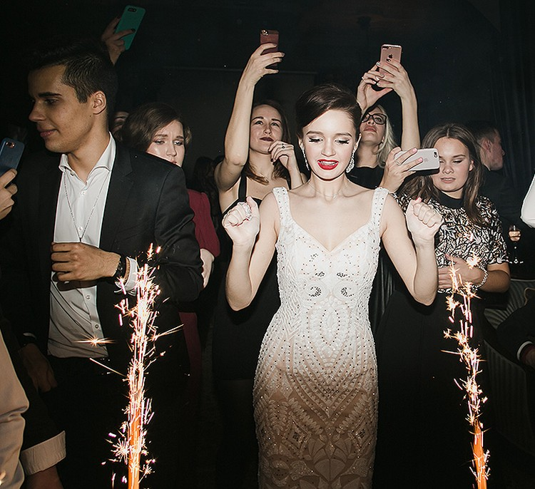 Вечеринка в честь дня рождения Александры. ФОТО Личный архив
