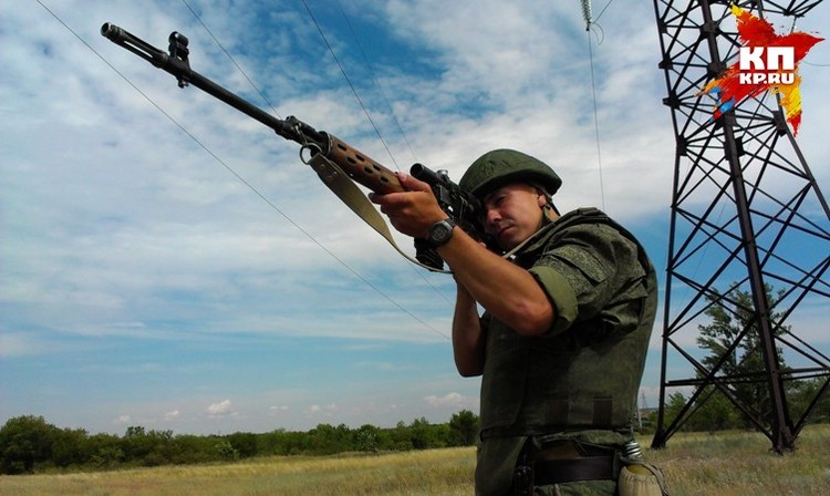 Следователи до раскрытия преступлений сами изучают оружие Фото: личный архив Андрея Спиридонова