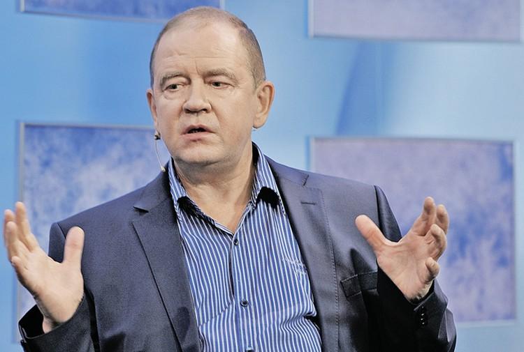 Политик Сергей Станкевич.