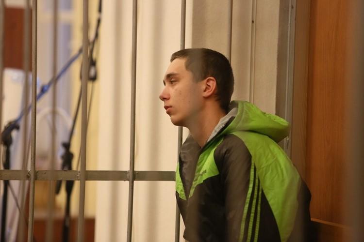 Александр Томский не признает свою вину.