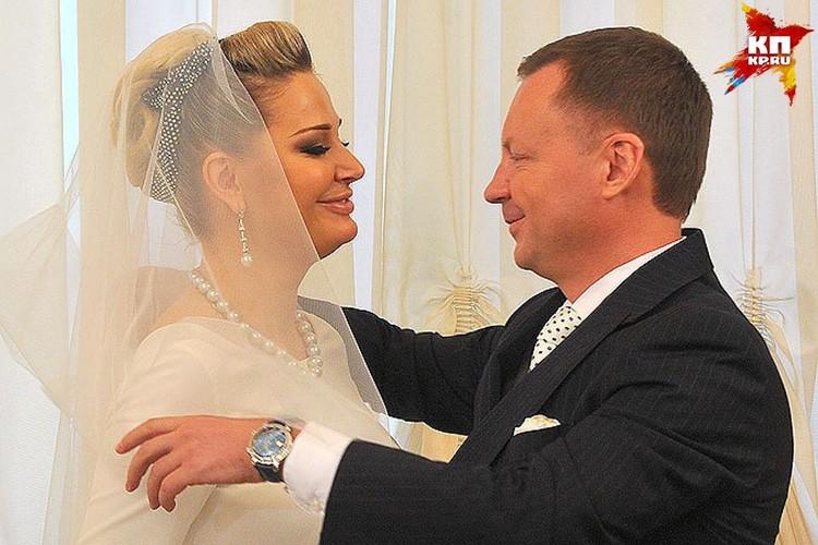 Вороненков и Максакова поженились весной 2015-го года.