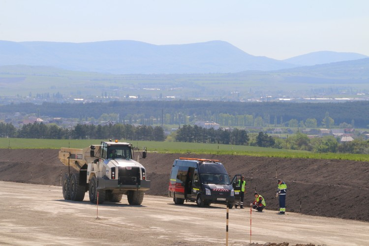 Новую дорогу откроют для проезда вместе с Крымским мостом.