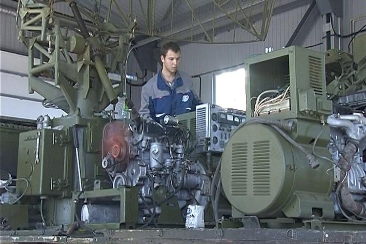 Сотрудники оборонного предприятия говорят, что ремонт боевых комплексов ЧФ РФ здесь, на производственно-технической базе, проходит крайне редко