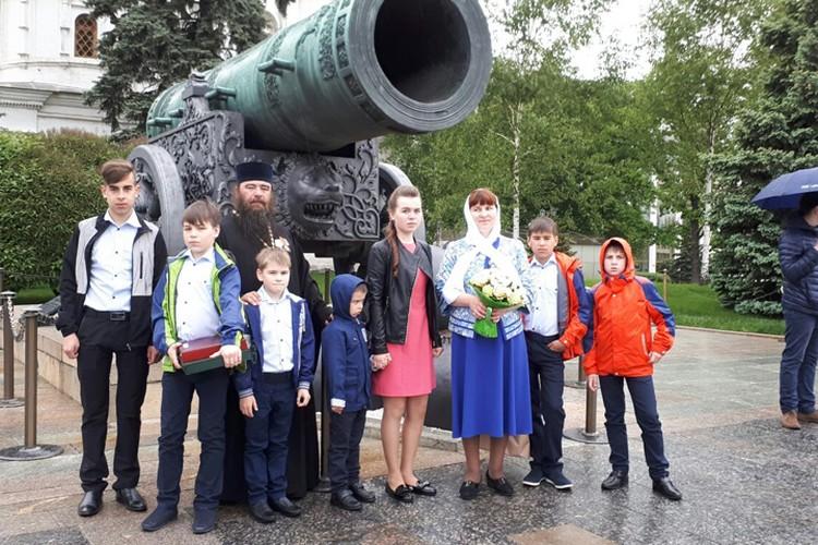 Фото: личный архив семьи Седуновых.