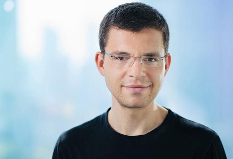 Программист Макс Левчин, эмигрант из Киева, считается главным советником Босса (консильери)