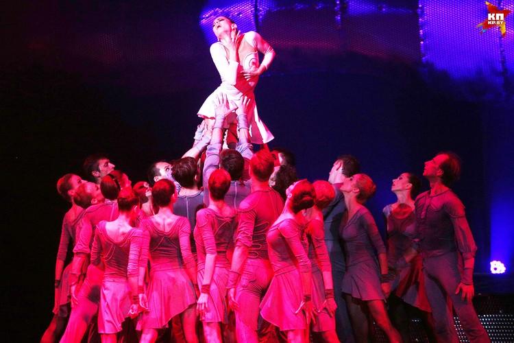 Премьера балета «Орр и Орра» состоялась Большом театре Беларуси.