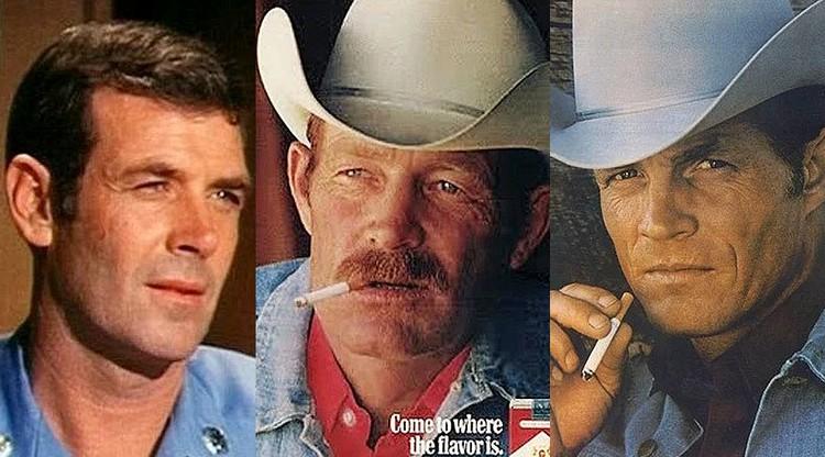 От заболеваний, вызванных курением, в разное время умерли четверо актеров, снимавшихся в рекламе популярных сигарет.