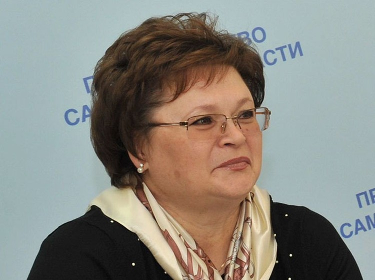 Теперь гимназию №1 удет возглавлять Лариса Загребова