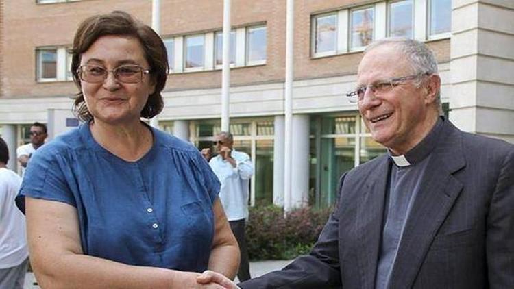 Валентина Попеску часть денег отдала церкви. Фото: bresciaoggi.it