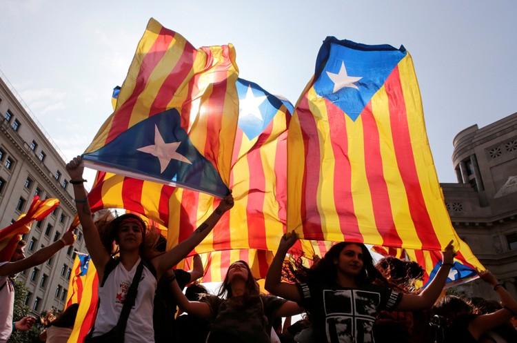 Каталонцы слабо представляют, как обеспечить реальную независимость
