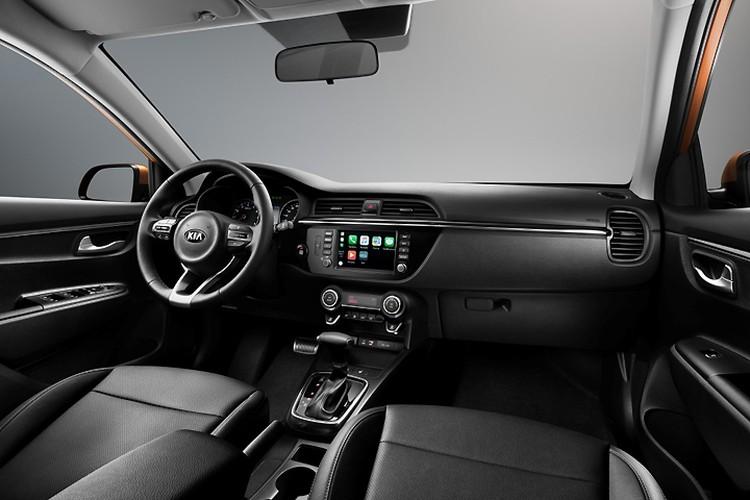 """В качестве опции будет новая версия мультимедийной системы - с сенсорным дисплеем 7"""", отображением информации с камеры заднего обзора, поддержкой Android Auto и Apple CarPlay."""