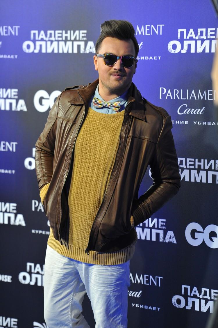 Александр Панайотов в свое время весил 106 килограммов.