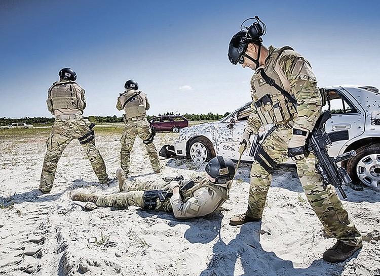 Американские частники занимаются в том числе подготовкой спецподразделений на территории стран-заказчиков. Фото: 511tactical.com