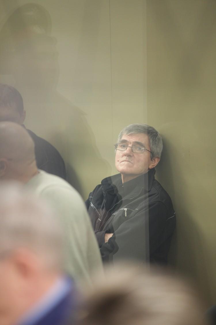 Николай Цапок сидит в Магаданской области