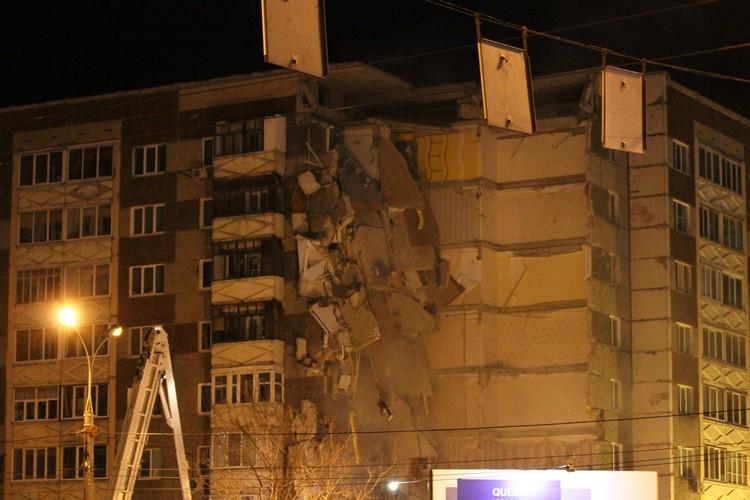 По имеющейся информации, погибли 3 человека Фото: Дмитрий Селезнев