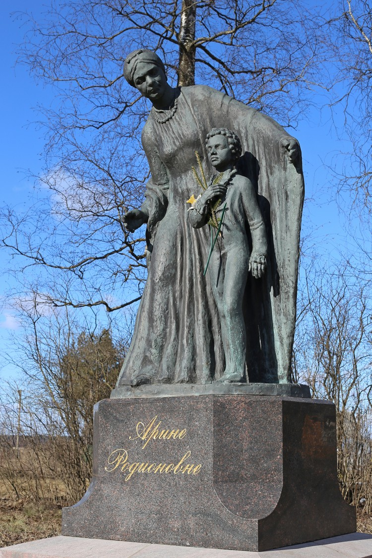Памятник, установленный на средства Задорнова. Фото: Елена Цветкова, Фотобанк Лори