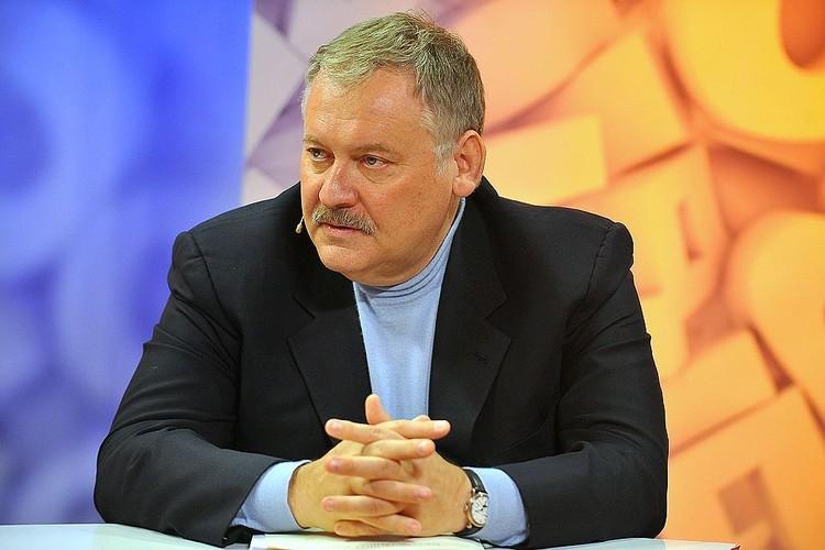 Депутат Госдумы и директор Института стран СНГ Константин Затулин