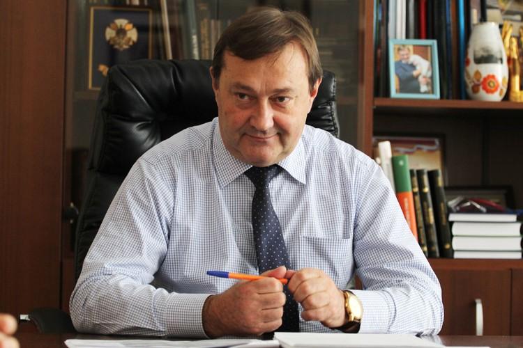 - Наша мечта и цель - создать в Иркутске единый многофункциональный детский врачебный центр, - говорит Владимир Новожилов